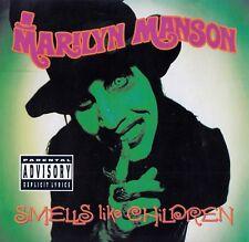 MARILYN MANSON - SMELLS LIKE CHILDREN / CD - TOP-ZUSTAND