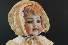 Antique K & R Simon & Halbig Character Baby Doll 126 Bisque Head Composition