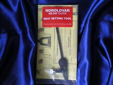 Horolovar 400 Day / Anniversary Clock Beat Setting Tool