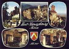 AK: Skin-kœnigsbourg Alsace