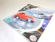 ++ B3797 HONGWELL Cararama 1:72 Porsche 356 rot NEU OVP