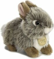 Aurora Miyoni Baby Bunny Plush Stuffed Animal Toy #26257