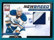 Ryan Nugent-Hopkins 2011/12 Elite New Breed Materials Patches #'d 9/25 Card #18