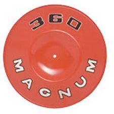MOPAR ENGINE ID PLATE ORANGE 360 MAGNUM DODGE OEM NEW