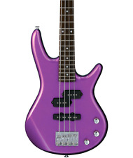 Purple GUKULELE Professionally Modified Bass Guitar Electric Ukulele Ibanez Uke