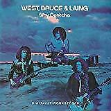 West, Bruce And Laing (WBL) - Why Dontcha (NEW CD)