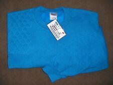 Medium Right Hand Trap/Skeet Pad Sapphire Blue Heavy Blend Shooting Sweatshirt