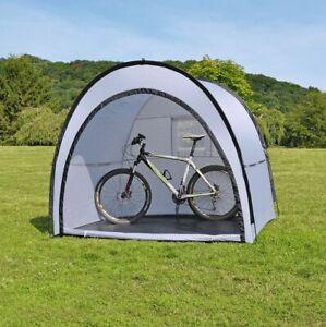 Fahrradgarage Velo Schutzzelt Gerätezelt Unterstellzuelt