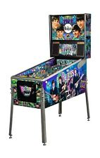 Diamond Edition Beatles Pinball Machine by Stern - 1 of only 50!