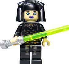 LEGO Star Wars Luminara Unduli minifigure Jedi Master Clone Wars w Lightsaber