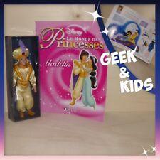 Figurine Disney - Poupée en porcelaine édition Atlas + Fascicule -  Aladdin en C