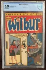 Wilbur Comics # 7 CBCS 6.0 Katy Keene Good Girl Art 1945
