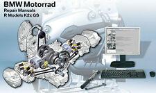 MANUALE di OFFICINA BMW R 1200  GS STANDARD & ADV. dal 2004 al 2012 (ed.06.2012)