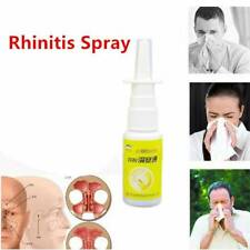 Allergic Rhinitis Nasal Spray Sinusitis Congestion Itchy Nose Relief Care 20ml.