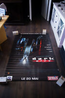 DARK CITY Alex Proyas 4x6 ft Bus Shelter Vintage Movie Poster Original 1998
