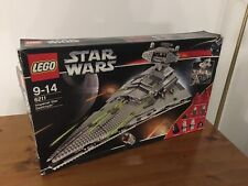 Star Wars Lego 6211: Imperial Star Destroyer 100% Complete & Boxed