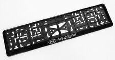 License Plate Holder Frame for Hyundai 1 pcs