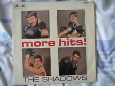 THE SHADOWS 33 TOURS UK MORE HITS