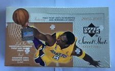 2002-03 Upper Deck Sweet Shot Basketball Factory Sealed Hobby Box