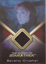 """Women of Star Trek - WCC18 Gates McFadden """"Beverly Crusher"""" Costume Card"""