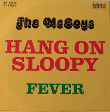 """THE MC COYS - HANG ON SLOOPY - FEVER - BELLAPHON - 7""""SINGLES(E895)"""