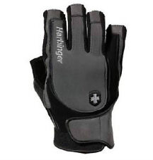 FOUR (4) PAIRS NEW HARBINGER TRAINING GRIP XXL ONLY WEIGHT LIFTING BIKE GLOVES