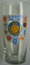 Orig.Glas    EC Gegner   1.FC LOK LEIPZIG  1966 - 1980 // 14 cm  !!  SEHR SELTEN