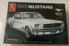 AMT 1965 MUSTANG MODEL KIT 1:16 SEALED BAGS FORD HARDTOP 50th Anniversary 65