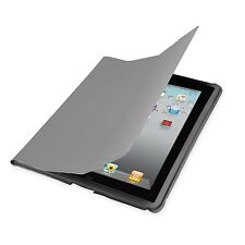 iHome Smart Book Case for iPad 2 Grey IH-IP1103G