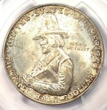 1920 Pilgrim Half Dollar 50C Coin - PCGS MS66+ CAC Plus Grade - $550 Value!