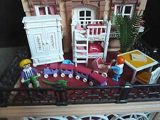 Mansión victoriana Playmobil 5300-Childrens bedroom Conjunto de 5312-Juego Completo