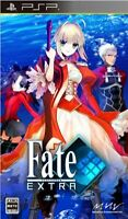 USED PSP Fate / Extra Normal Edition Japan Import