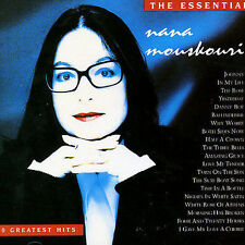 NEW - Essential by Mouskouri, Nana