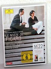 DVD Mozart - LE NOZZE DI FIGARO