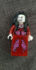 Lego Mini figures Monster Fighters  Vampire Vampyre Bride Lady rare.