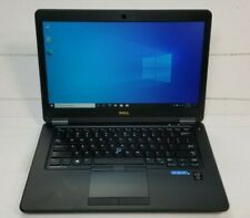 New listing Dell Latitude E7450 Laptop, i7-5600U 2.6ghz 8Gb Ram 500Gb Hdd Win 10 and Charger