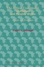 The African Commission on Human and Peoples' Rights:Practices and Procedures (Ni