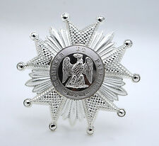 French Legion of Honor Breast Star(2nd Empire)     FRENCH LEGION D`HONNEUR;