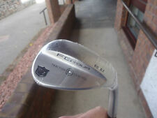 Wilson Lob/Rescue Wedge Steel Shaft Right-Handed Golf Clubs