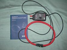 Fluke Compatible Ac Current Probe Aemc Model 500 24 2 1 Ampflex