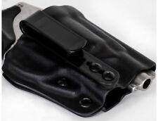 Kydex Holster S&W 442, 642, 638 Revolver AIWB Tuckable Adjustable Cant J-frame