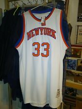 Mitchell & Ness Hardwood Classic 1985-86 Patrick Ewing New York Knicks Jersey 60