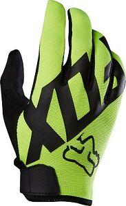 Fox Racing Ranger Glove Limited Edition Flo Yellow