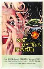 Pas de cette terre Poster 01 A3 Box Toile imprimer