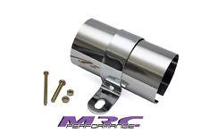 MRC TFI Racing 4518 Universal Chrome Coil Cover & Mount suit Hotrod, Show