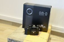Olympus OM-D E-M10 Mark II Digitalkamera - Schwarz