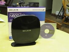 belkin n600 db wireless router