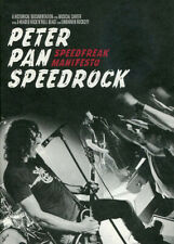 "Peter Pan Speedrock –""Speedfreak Manifesto""- Punk/Live Dutch Doc- New DVD 2006"