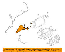 FORD OEM 10-14 Mustang GPS Navigation System-Cable AR3Z10E929A