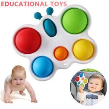 Baby Sensorisch Spielzeug Denksport Kleinkinder,Schmetterling Simple Dimple Toys